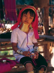 The Padaung Refugees Of Mae Hong Son