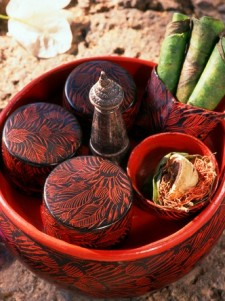 The Art Of Chewing Betel